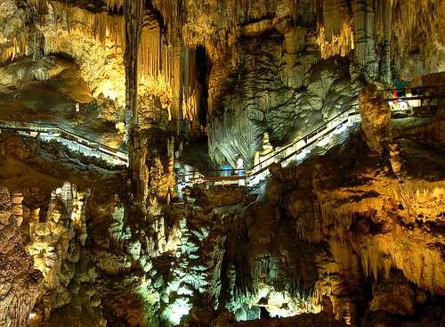La Cueva de Nerja en Málaga