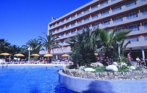 Los hoteles más baratos en Salou