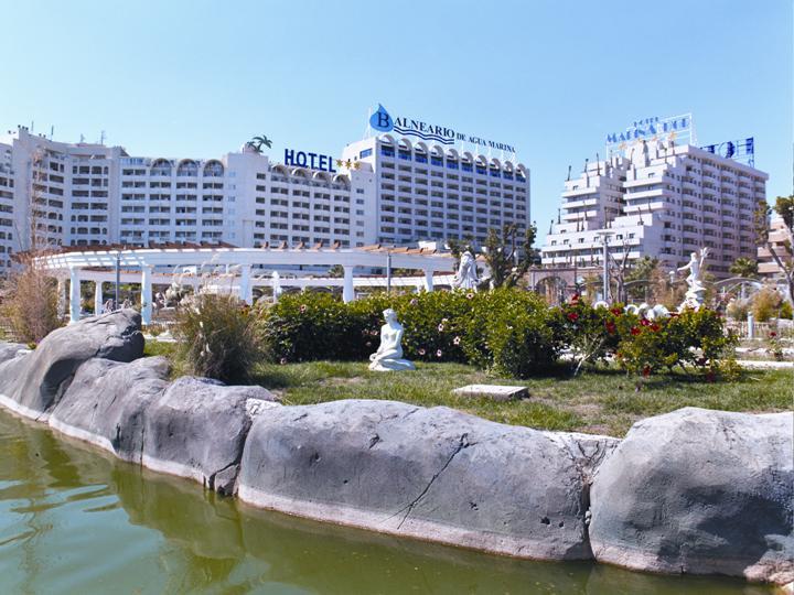 Marina D'Or, ciudad de vacaciones