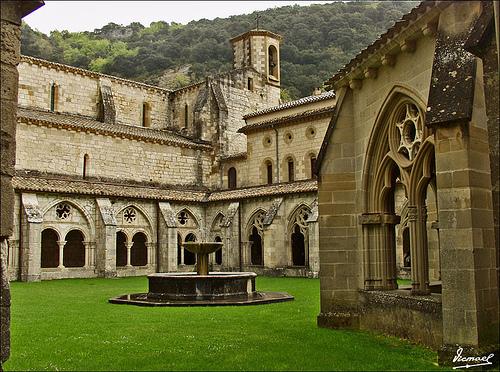 Los Monasterios de Iranzu e Irache en Navarra