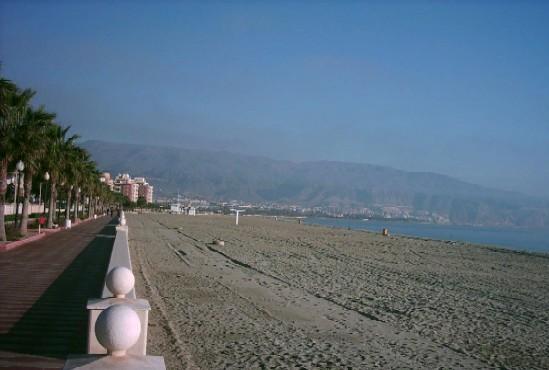 Roquetas de Mar, turismo de verano en Almería