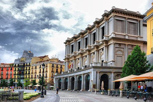 Asistir al teatro en Madrid