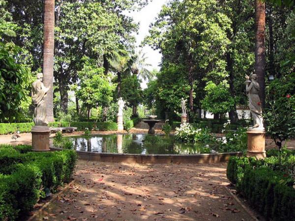 Parques y jardines en granada - Residencia los jardines granada ...