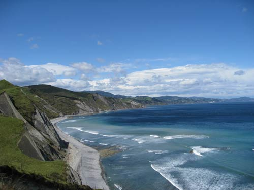 Guipúzcoa, el oasis del verde y el mar