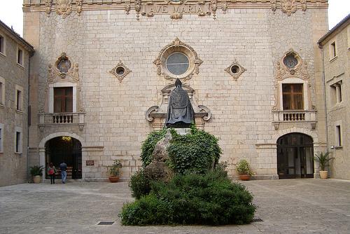 El Monasterio de Lluc en Mallorca