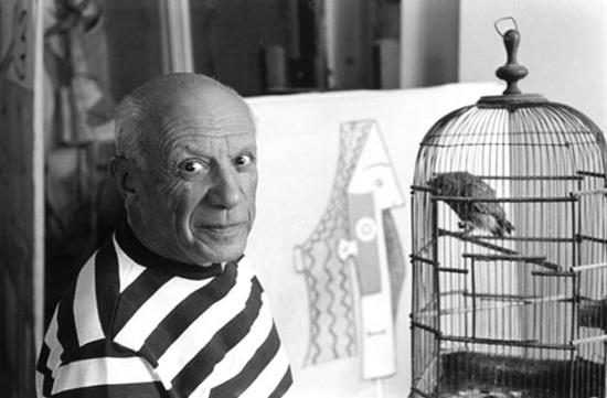 Pablo Picasso en Málaga