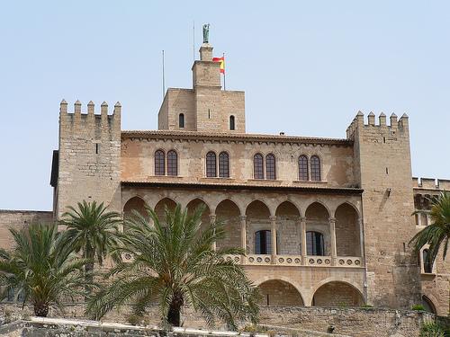Palacio de la Almudaina en Palma