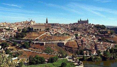 Apartamentos Toledo, sitios con encanto