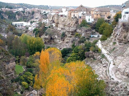 Alhama de Granada, espectacular