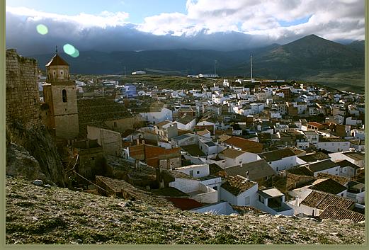 Senderismo en la Sierra de Magina en Jaén