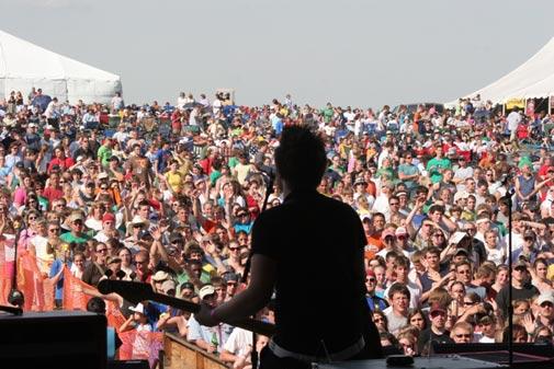 Festival de Verano 2009 en Madrid