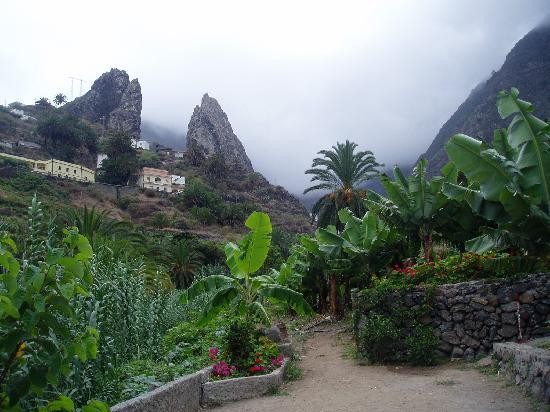 La Gomera, un paraiso virgen en las Canarias