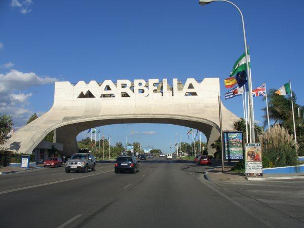 Marbella, donde huele a azahar