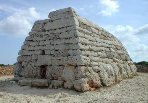 Yacimientos arqueológicos en Menorca
