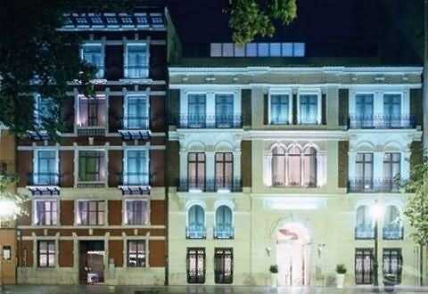 Hoteles para una estancia en Valencia