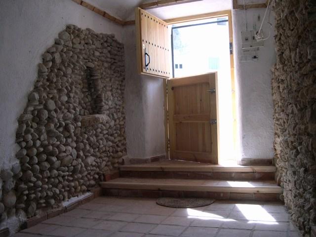 Las Casas Cueva de la provincia de Granada