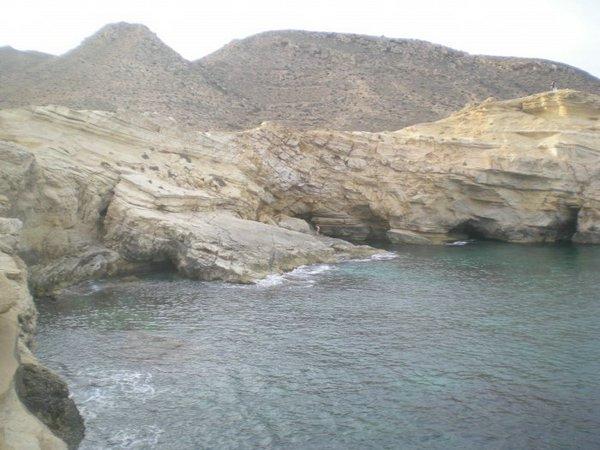 Vera y sus playas naturistas en Almería