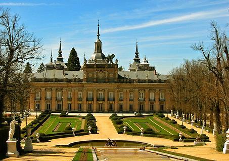 Palacio real de la granja de san ildefonso oriolmadrid for Jardines de san ildefonso