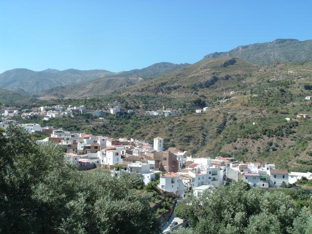Los Guajares, turismo rural en Granada