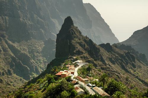 Cinco lugares para visitar en Tenerife