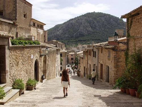Pollensa, vacaciones de familia en Mallorca