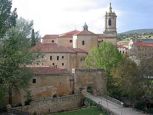 El Monasterio de Santo Domingo de Silos en Burgos
