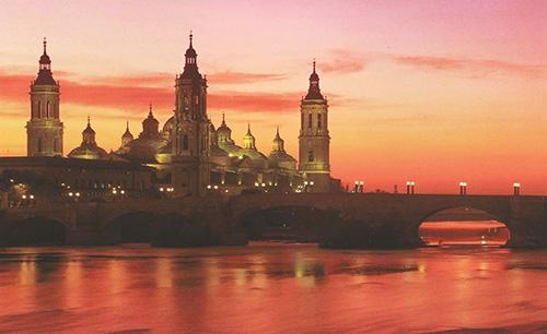 Un maravilloso paseo por Zaragoza