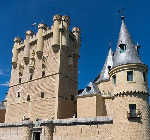 Alcazar de Segovia - Torre de Juan II