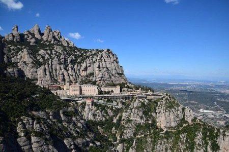 Montserrat, la cima de Barcelona