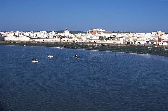 Barbate, entre el rio y el mar
