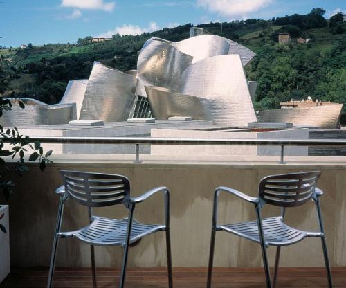 El Guggenheim desde el hotel