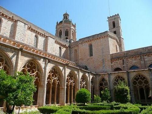 Historia del Monasterio de Santes Creus