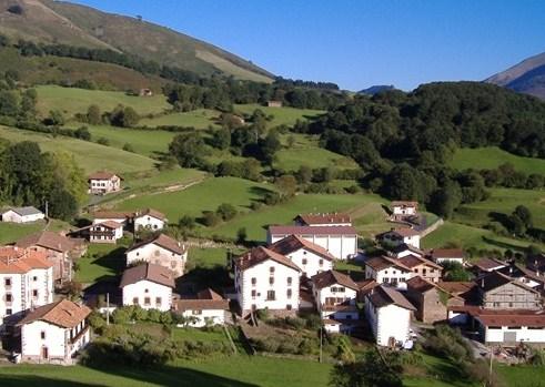 Amaiur, el molino medieval de Navarra