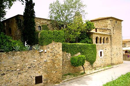 Castillo de Púbol, nido de amor de Dalí y Gala