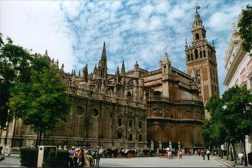 Visita la arquitectura de Sevilla