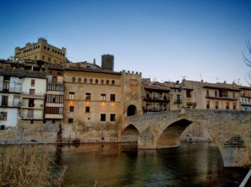 La comarca de Matarraña en Teruel