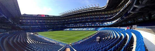 Estadio Santiago Bernabeu - Real Madrid