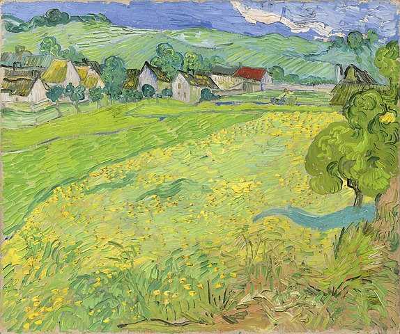 Les Vessenots de Van Gogh