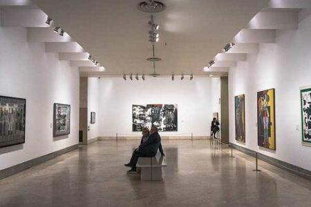 El museo Thyssen-Bornemisza en Madrid