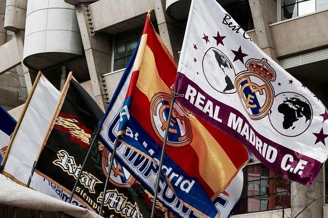 Real Madrid CF Santiago Bernabeu