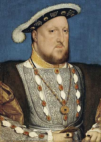 Retrato de Enrique VIII Museo Thyssen