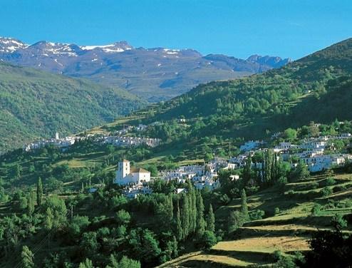 Conoce las Alpujarras de Granada