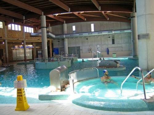 Más balnearios de spa en España