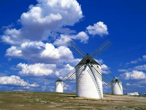 La Ruta de Don Quijote en la Mancha