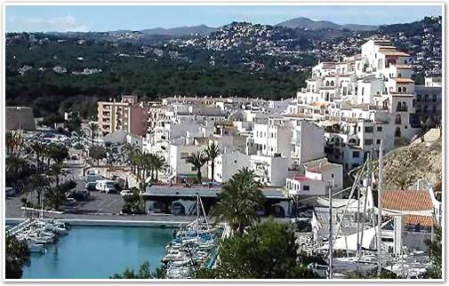 Moraira, la princesa mora de Alicante