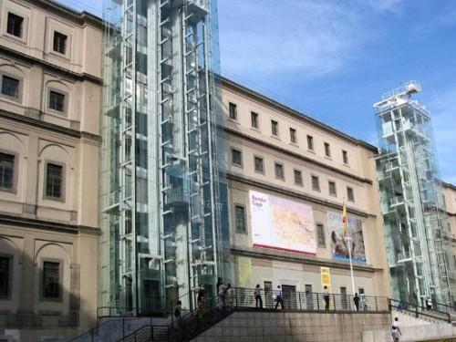 Visitar el Museo Nacional de Arte Reina Sofía