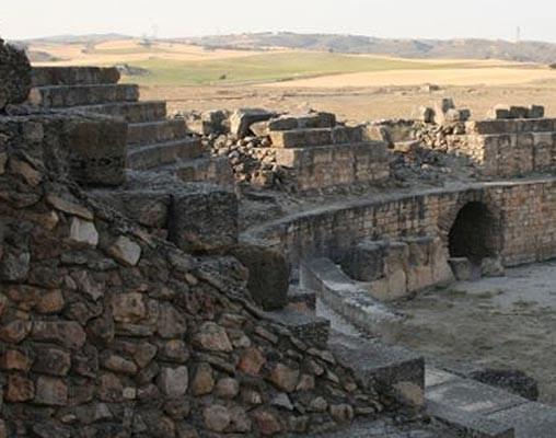 La ciudad romana de Segobriga en Cuenca