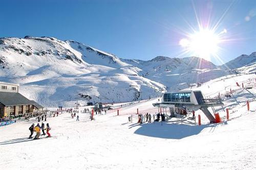 Esquiar en Boi Taull, la magia del Pirineo