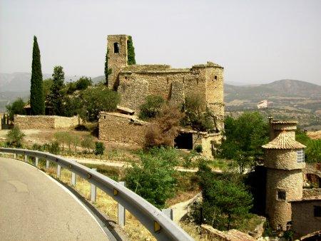 Castillo de Montsonis