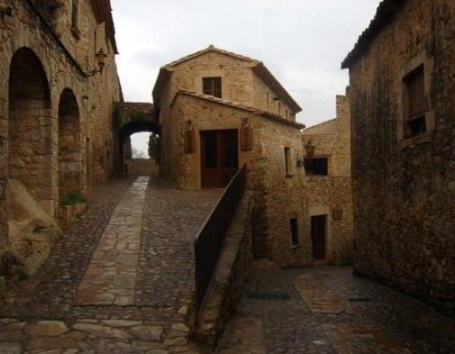Ruta medieval por el Ampurdán en Girona